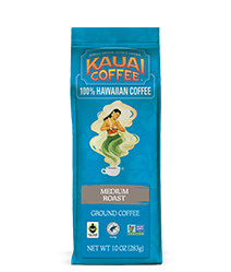 100% Kauai Coffees