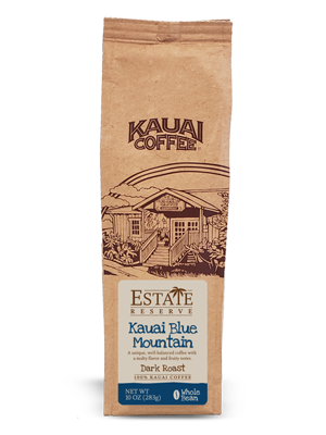 Kauai Blue Mountain Coffee