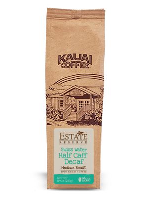Kauai Swiss Water Decaf - Half Caff Decaf
