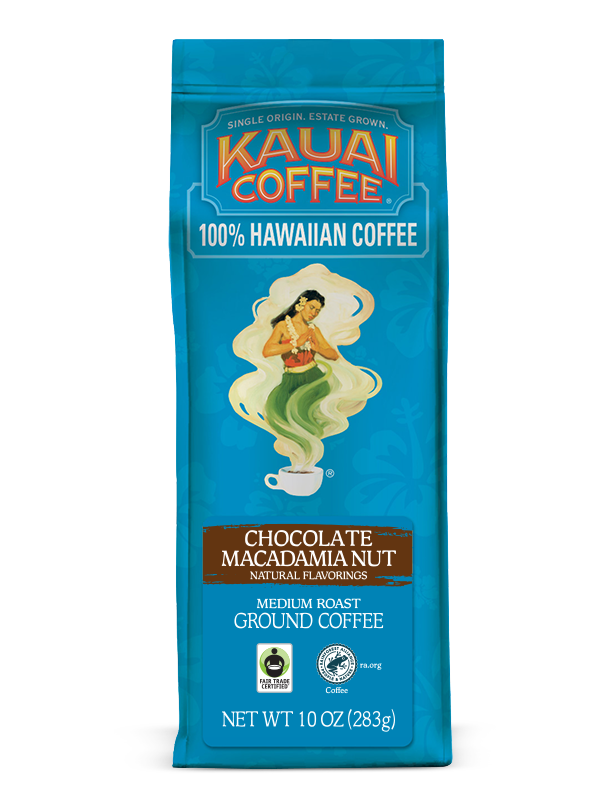 Hawaiian Chocolate Macadamia Nut