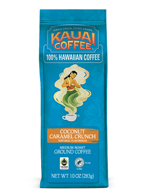 Hawaiian Coconut Caramel Crunch