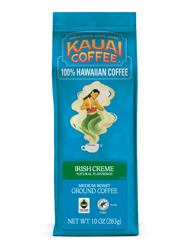 Hawaiian Style Irish Creme