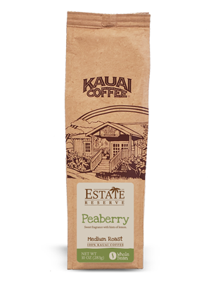 Kauai Peaberry Coffee