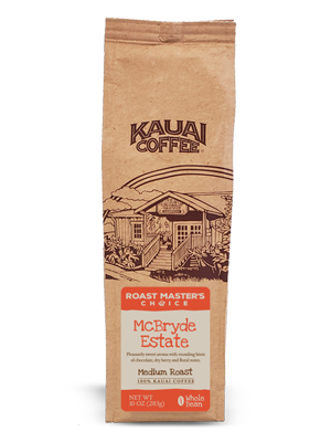 Kauai Roast Master's Choice Coffee