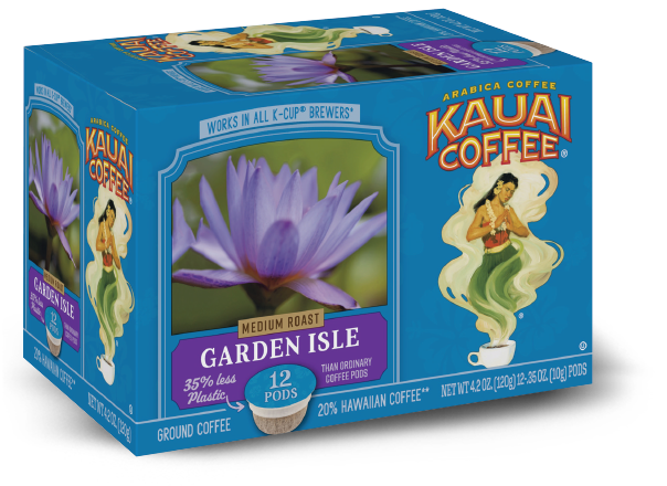 Garden Isle Medium Single-Serve
