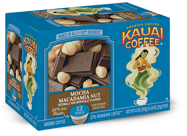 Mocha Macadamia Nut Single-Serve