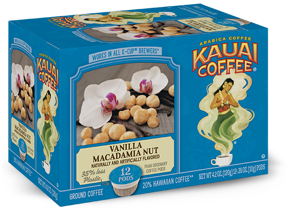 Vanilla Macadamia Nut Single-Serve