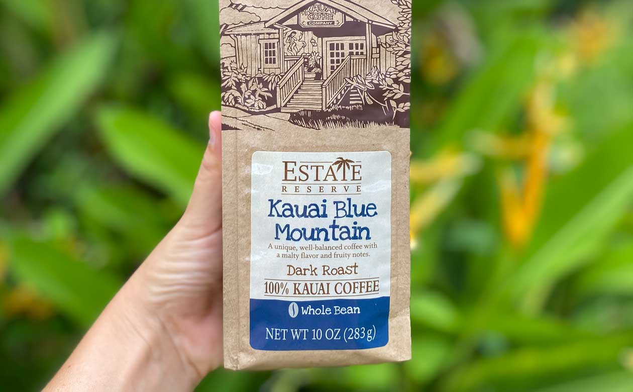 Meet Kauai Blue Mountain Coffee