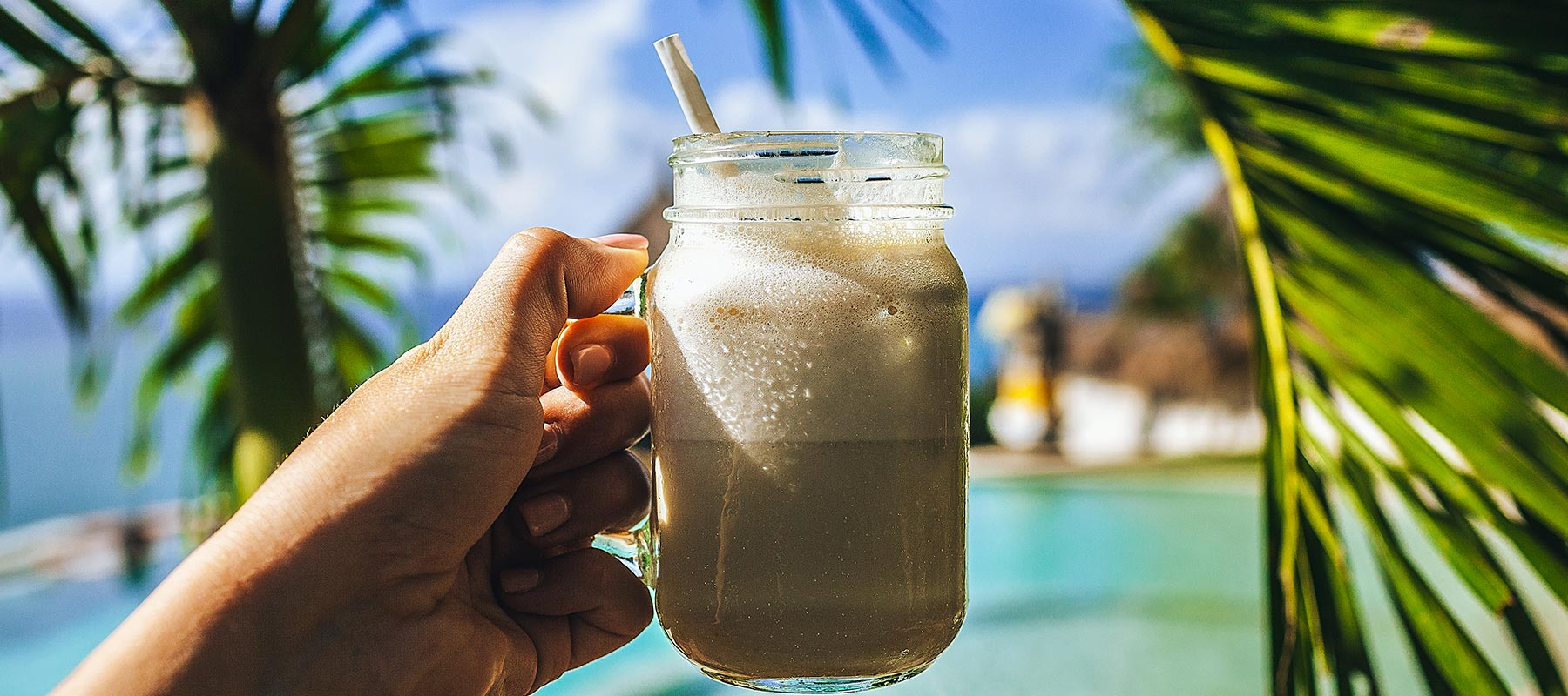 Celebrate National Coffee Milkshake Day on July 26