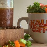 kauai coffee vinaigrette