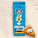 Hawaiian Pumpkin Pie Flavored Coffee