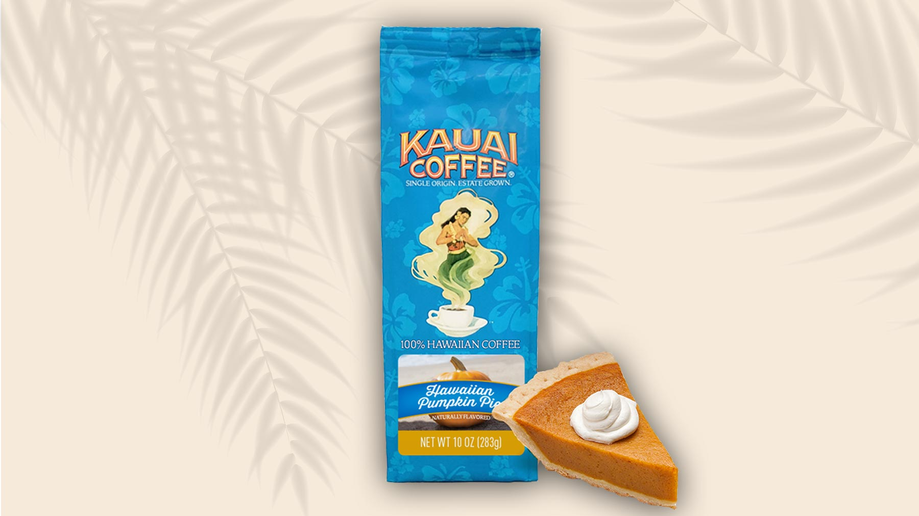 Hawaiian Pumpkin Pie Flavored Coffee (and Dessert!) Returns