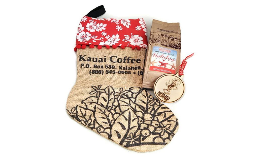 Kauai Coffee Holiday Gift Box