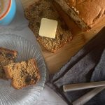 toasty banana nut bread recipe
