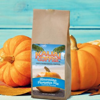kauai coffee hawaiian pumpkin crunch coffee