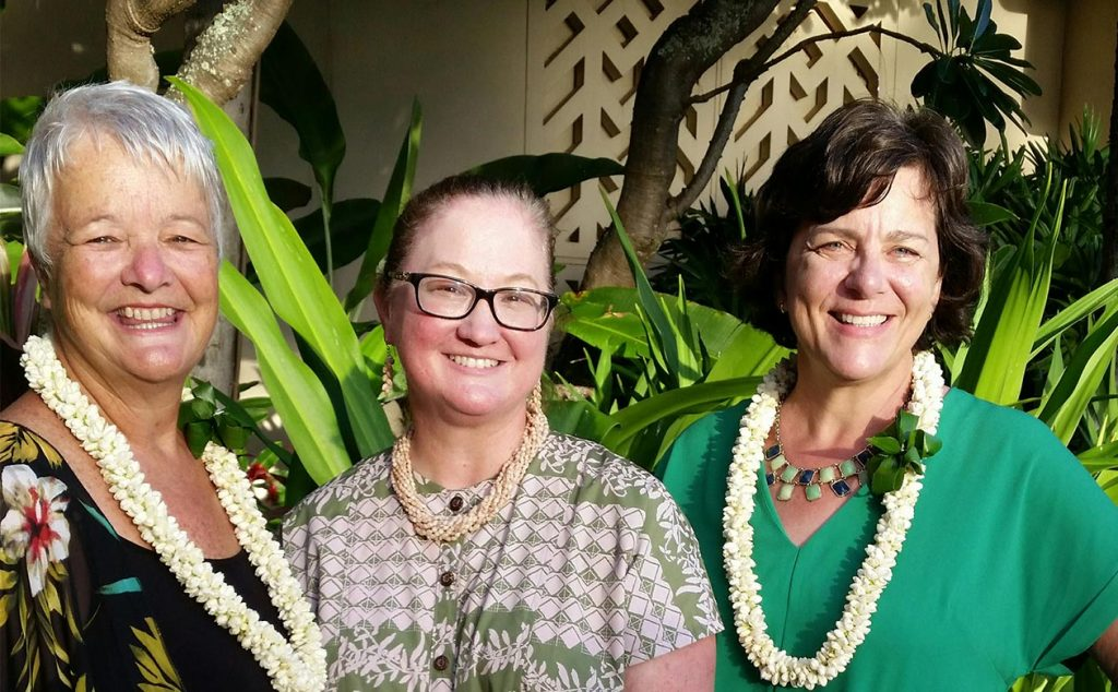 kauai coffee staff received the manager and staff member of the year awards from the kauai chapter of the hawaii tourism and lodging association.